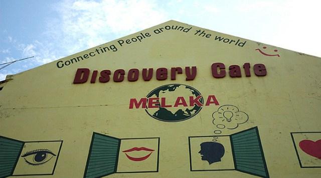 Discovery Cafe Malacca