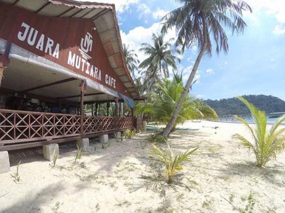Juara Mutiara Pulau Tioman Main Image
