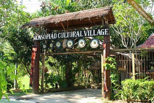 Monsopiad Cultural Village Sabah