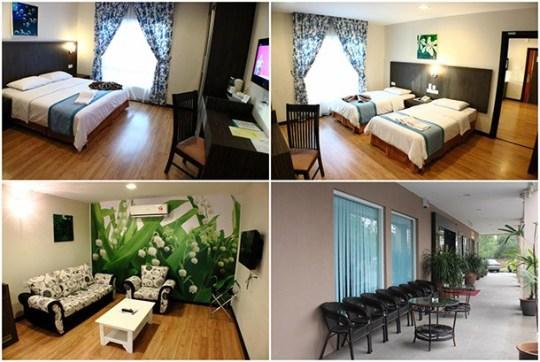 Hotel Nur Miri - Room Image