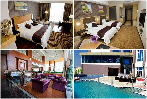 Meritz Hotel Miri - Room Image