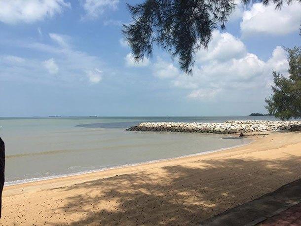 Pantai Sungai Tuang Melaka - Main Image