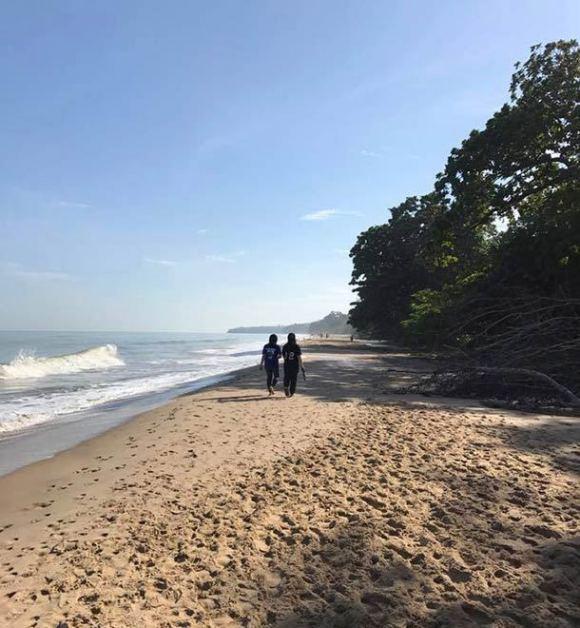Pantai Bungai Miri Image