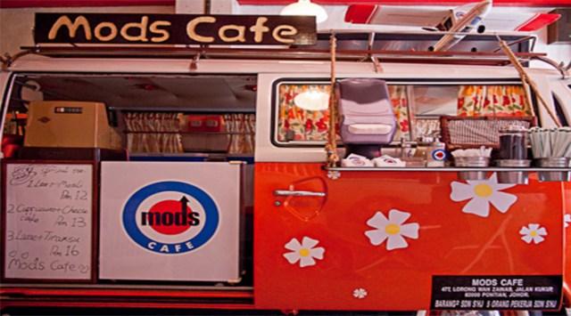 Mods Cafe Malacca