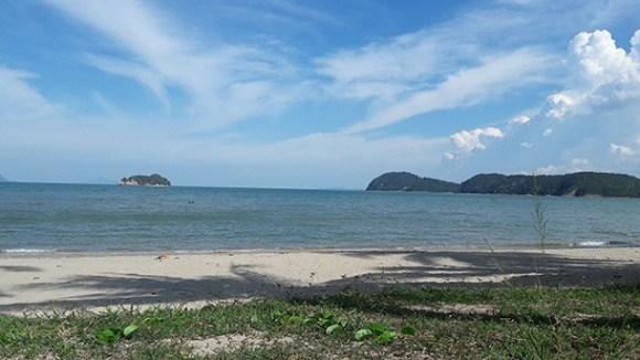 Pantai Teluk Buih Mersing