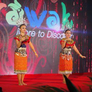 "Pelancaran Logo visit Sarawak Dengan Tagline ""Sarawak, More To Discover"""