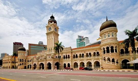 Bangunan Sultan Abdul Samad Kuala Lumpur