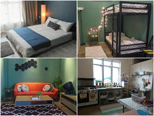 WakaLily Hostel Muar - Room Image