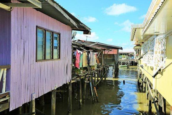 Kampung Nelayan Sandakan