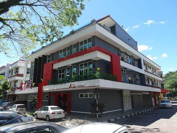 Avida Hotel Labuan - Main Image