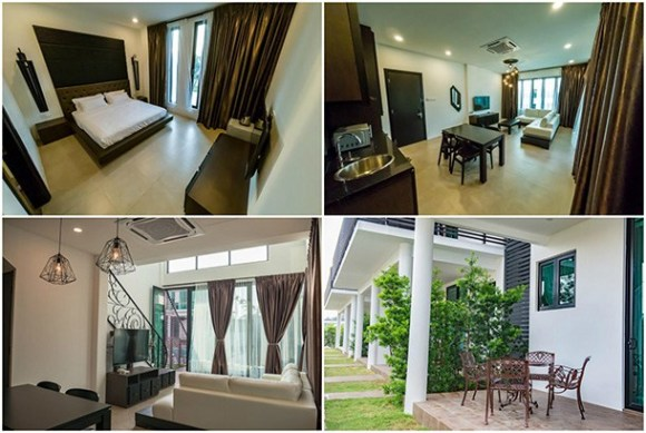 Hermitage Boutique House Taiping - Room Image