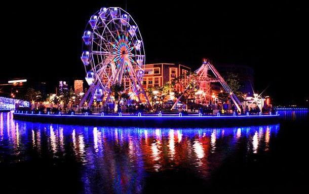 Melaka River Park and Cruise