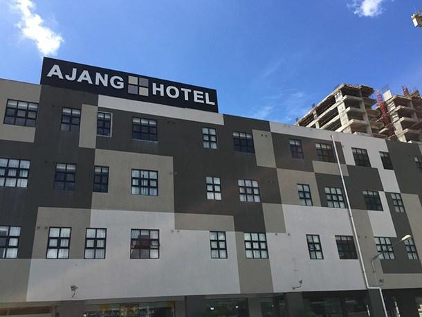 Ajang Hotel Miri - Main Image