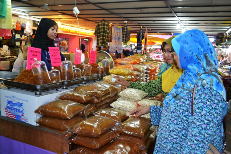 Pasar Malam spices