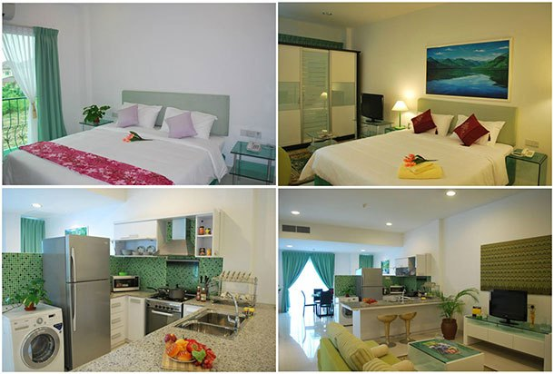 MCITI Suites Miri - Room Image