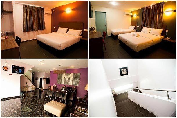 Micasa Hotel Labuan - Room Image