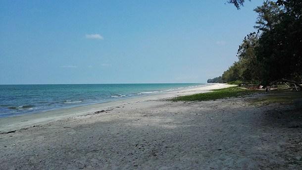 Pantai Tanjung Leman Mersing