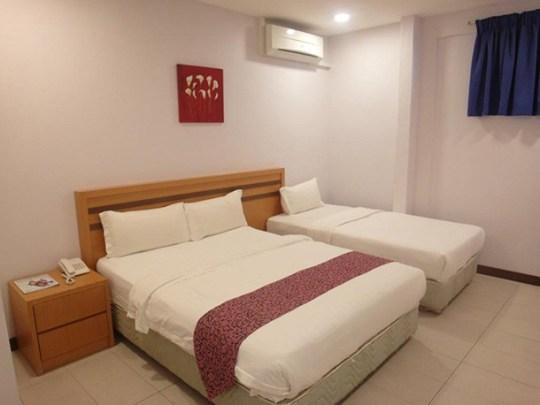 Transit Hotel Labuan - Room Image