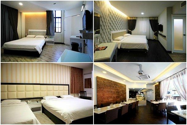 Hotel Ming Star - Room Image