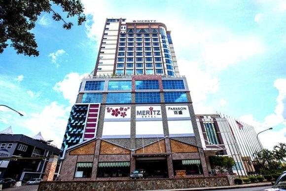 Meritz Hotel Miri - Main Image