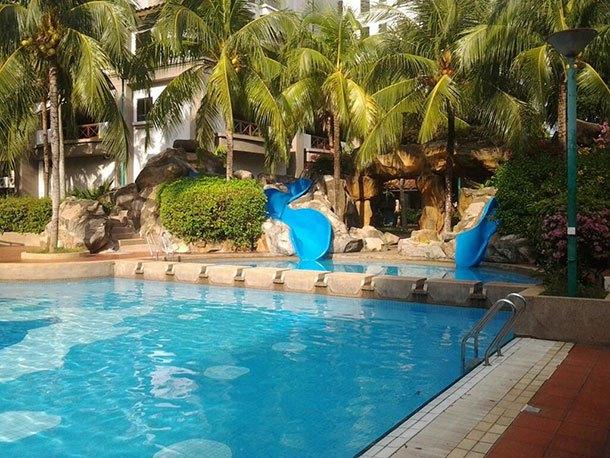 Hotel Mahkota @ Happy Apartment Melaka - Main Image