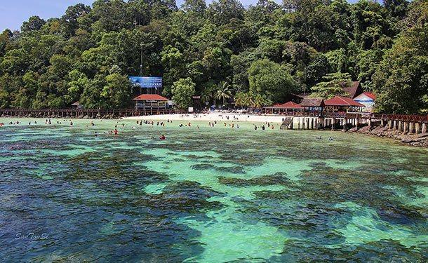 Pulau Payar Marine Park Langkawi Image