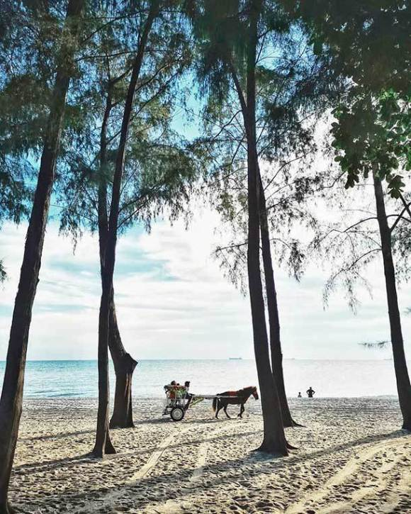 Pantai Puteri - Melaka Image