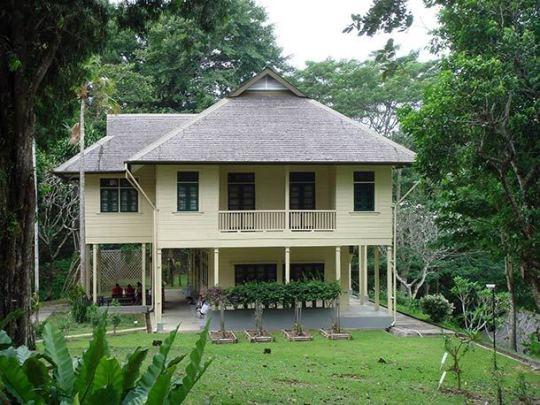 Agnes Keith House - Main Image