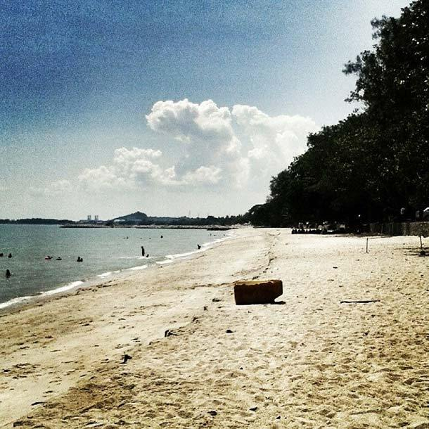 Pantai Padang Kemunting - Main Image
