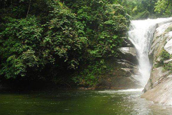 Air Terjun Pecah Batu Taiping
