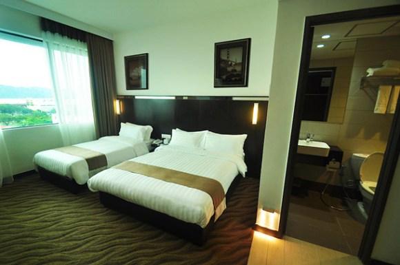 Dreamtel Kota Kinabalu - Room Image