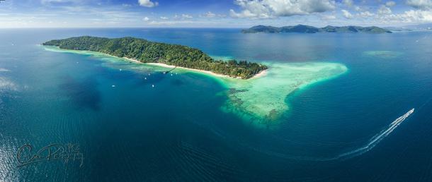 Pulau Manukan Kota Kinabalu Image