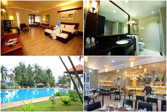 Palm Garden Hotel - Room Image
