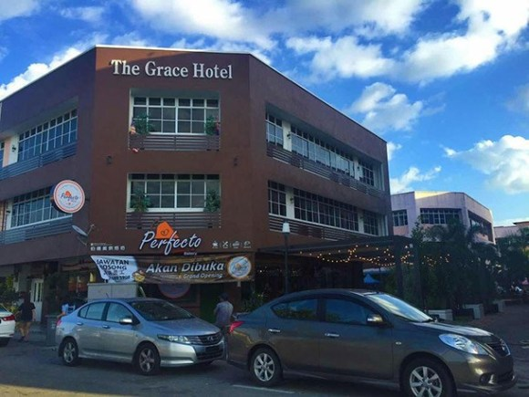 The Grace Hotel Muar - Main Image