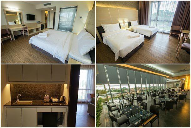 Hotel Labuan Point - Room Image