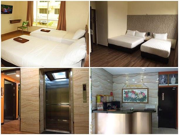 Expo Hotel Labuan - Room Image