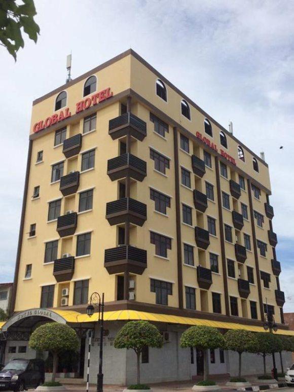 Global Hotel Labuan - Main Image