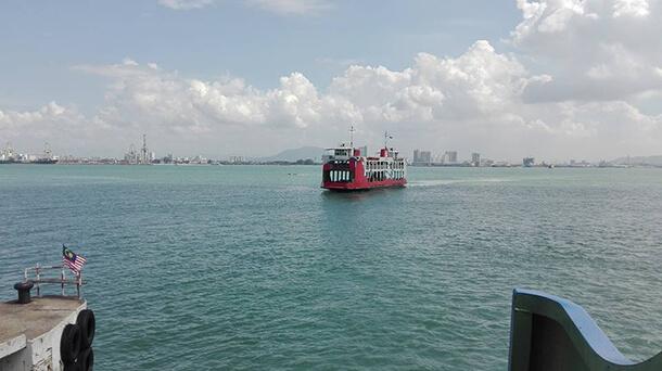 Feri Pulau Penang