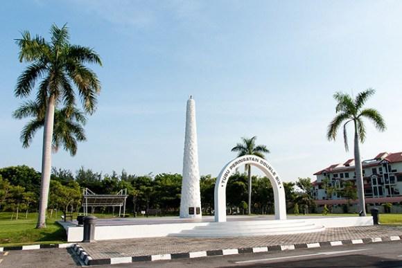Double Six Monumen Kota Kinabalu