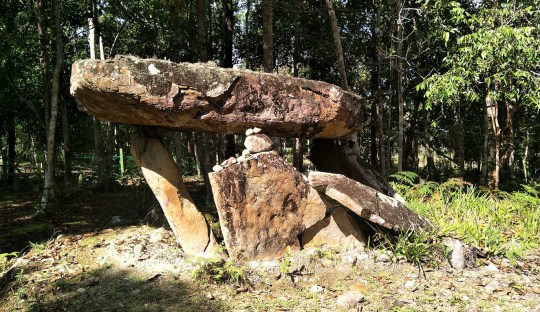 The Megaliths of the Bario Highlands