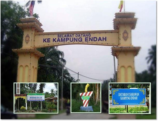 Kampung Endah Banting Image