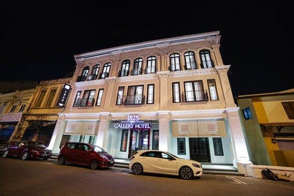 1825 Gallery Hotel Melaka - Main Image