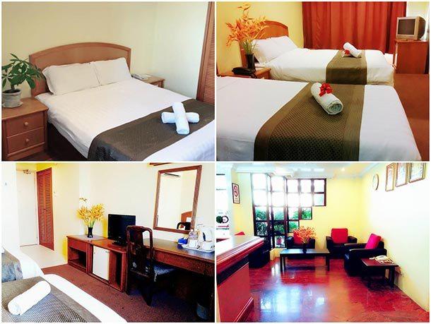 Global Hotel Labuan - Room Image
