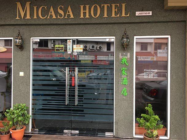 Micasa Hotel Labuan - Main Image
