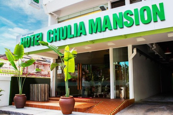 Hotel Chulia Mansion Georgetown