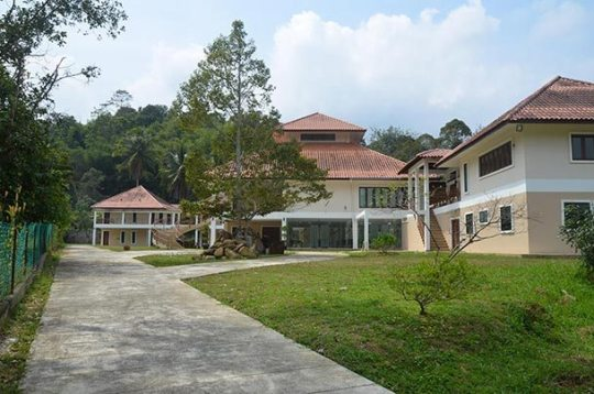 NHZ Country House Janda Baik - Main Image