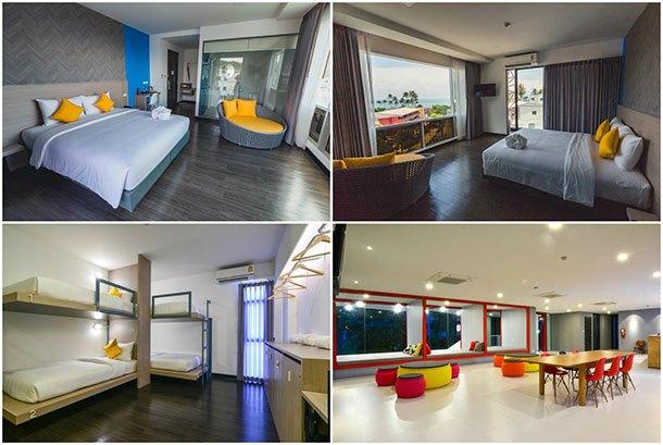 Wake Up Aonang Hotel - Room Image