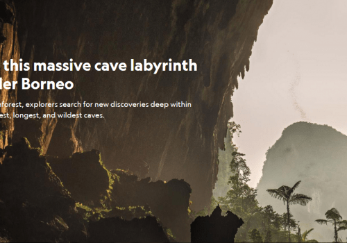 National Geographic: Exploring a Massive Cave