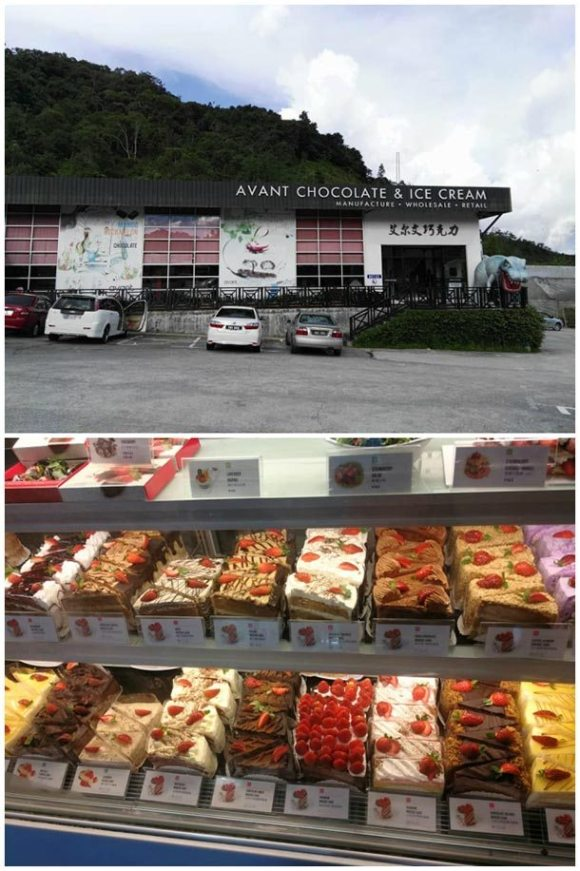 Avant Chocolate Factory Cameron Highlands