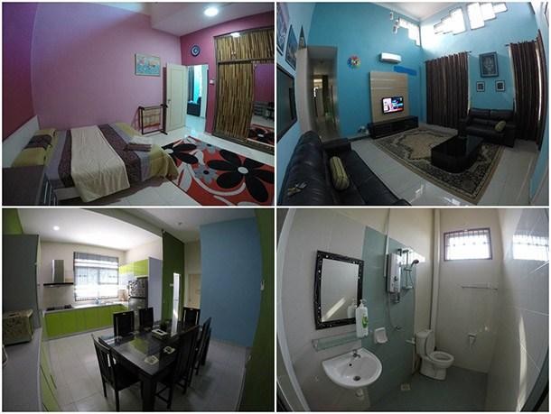 Impian Homestay Melaka - Room Image